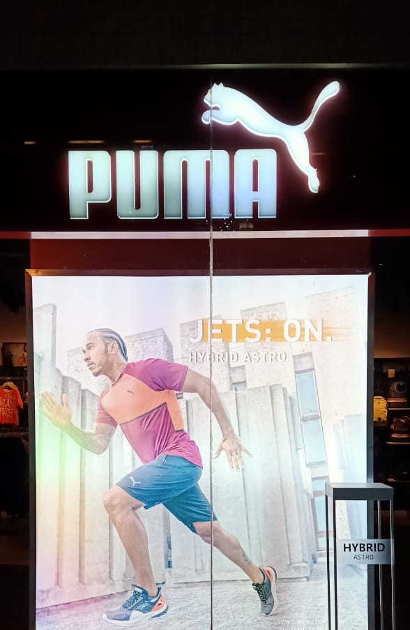 City Center Rohini,Puma