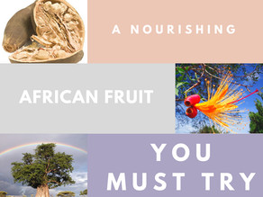 This African Fruit is the Secret to Radiant Skin, Hair, & Nails
