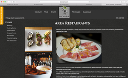 Website - BEFORE