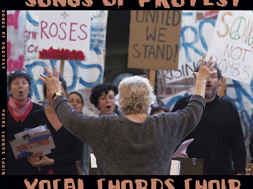 Bring 'Em All In, Songs of Protest