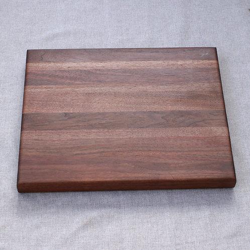 Large Walnut Edge Grain Cutting Board