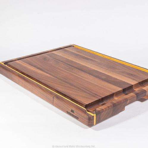 Custom Cutting Board Walnut Cutting Board Carving Board Chopping Board