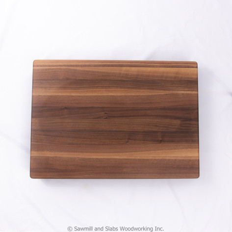 New 24 x 17 x 1.5 Concave Serving Board-