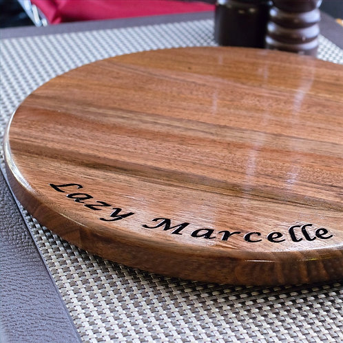 Lazy Susan (personalized)