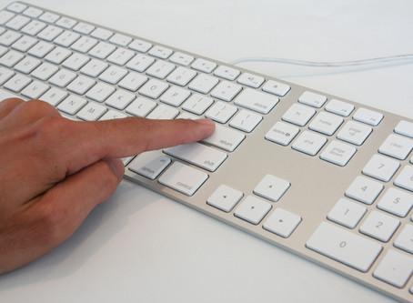 El botón de baja para las adquisiciones por vía remota