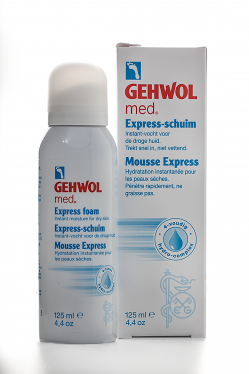 Express Mousse 125 ml Gehwol Med