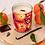 Thumbnail: Bougie Chocolat Orange  265grm - Baija Edition limitée Noël 2020