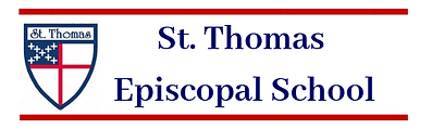 St. Thomas Episcopal School logo.5e3dae8