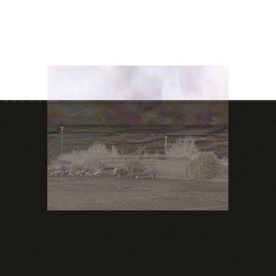 """26 February 1993"", Gas Stoage Depot. Fearhead, Winwick Road,Warrington, 60x60 cm, Digital Pigment-Print, 2012"