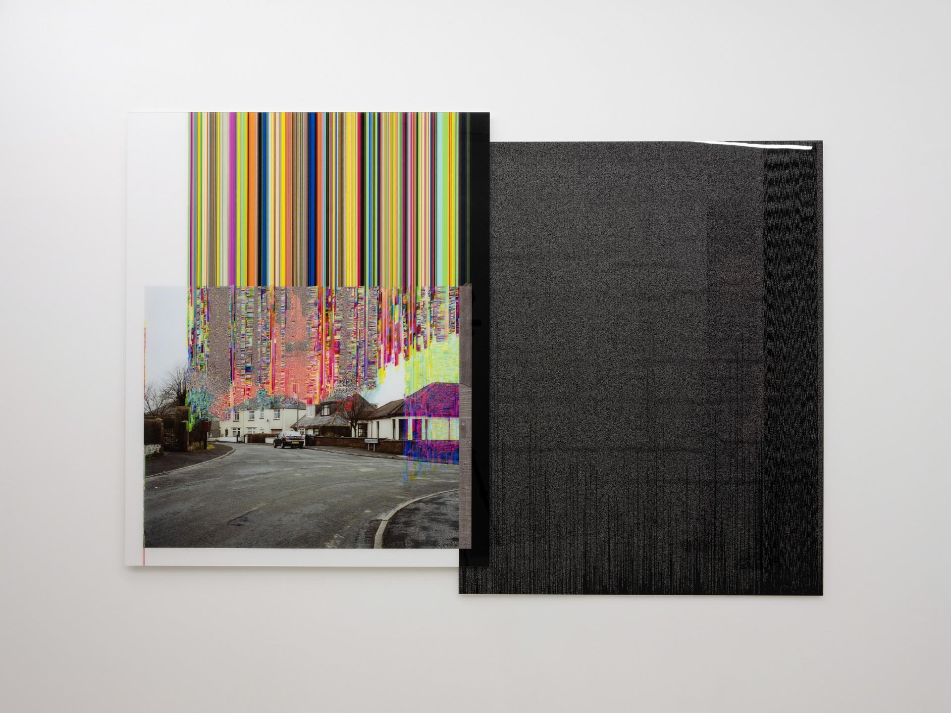 Installation View_픽셀느와르 PIXEL NOIR, 더 레퍼런스, 서울, 2018