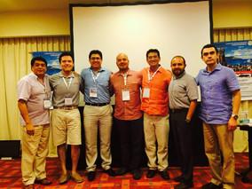 Reunion de la Asociación Mexicana de Simulación Clínica durante el IV Congreso Internacional de Educ
