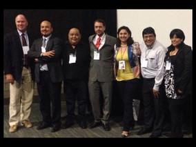 Participación del Dr. Andrew Spain  jefe de acreditación y certificación de programas de simulación