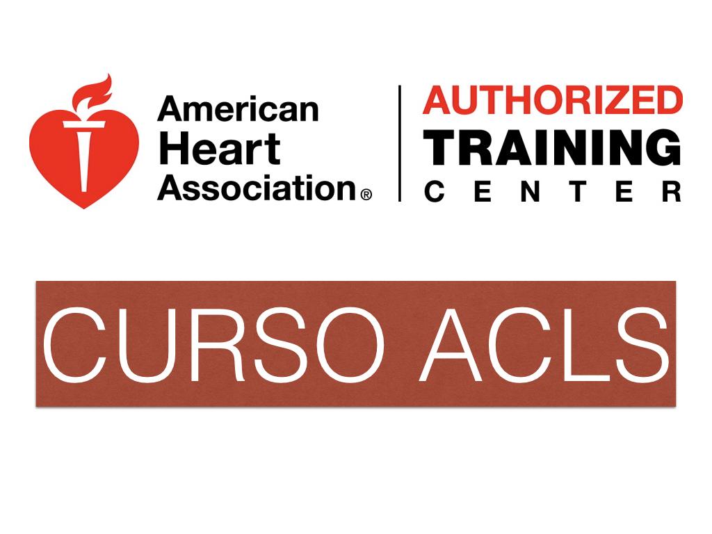CURSO ACLS