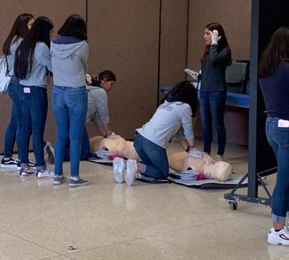 Presentación del Centro de Simulación Médica Anáhuac en el día OV