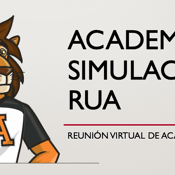 Asamblea Agosto 2019 - Academia de simulación RUA