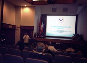 Participación de la México en el Congreso Latinoamericano de Simulación Clínica en Costa Rica.