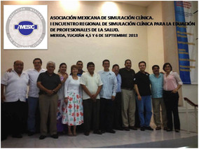 I Encuentro regional para la Simulación Clínica para la educación delos profesionales de la salud.
