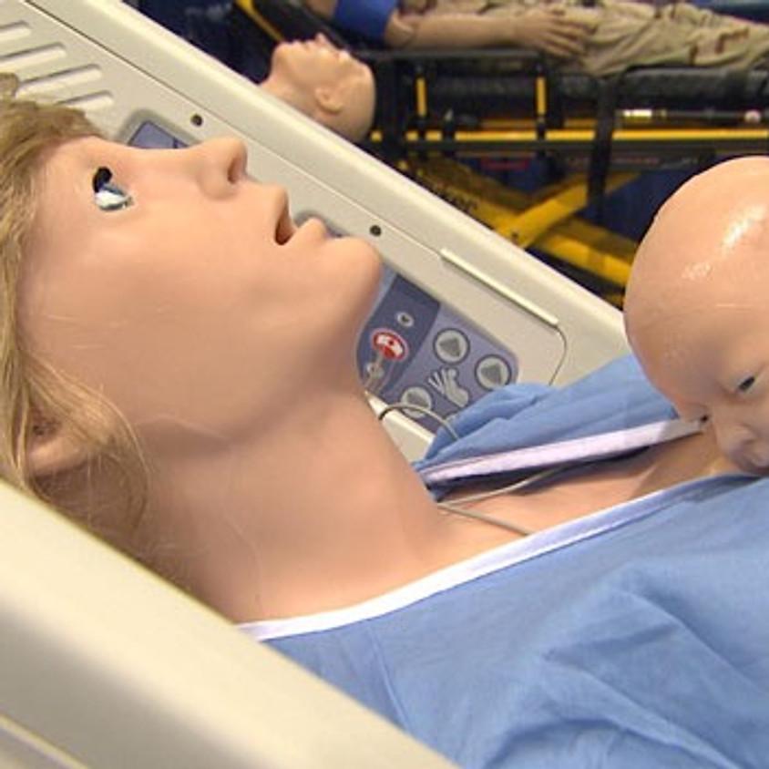 Mayo - mes de la simulación en Ginecología y Obstetricia