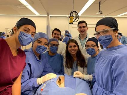 Clases de cirugía
