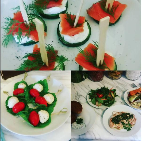 wedding tasting