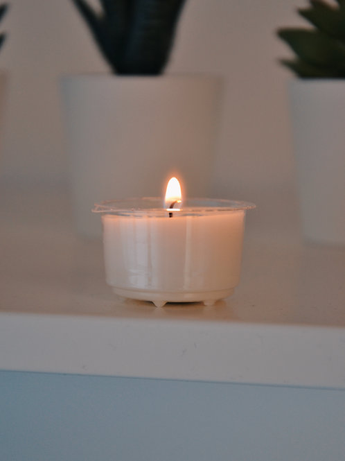 tealights ecologiche