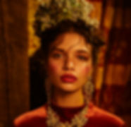 Frida Kahlo for Lucy's magazine