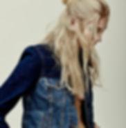 Jean Genie- Bowie fashion editorial