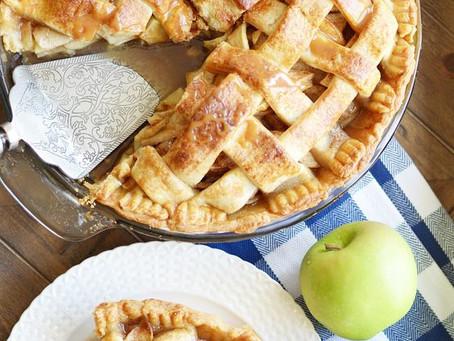 Lisa's Lovely Apple Pie