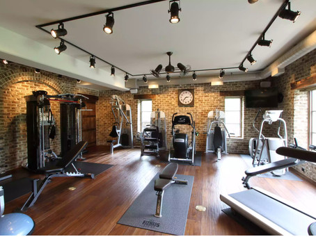 Intentions & Your Home Gym for 2021
