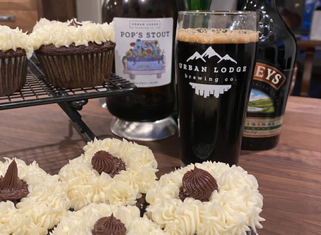 U.L.B.C. Cupcakes…the…Ultimate Lisa Beer Cupcakes!