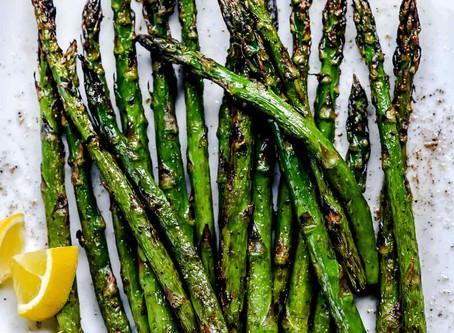 Joe's Grilled Asparagus