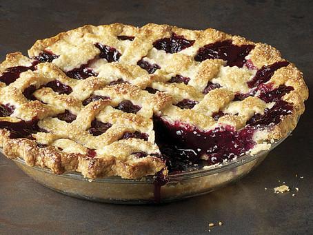 Lisa's Blueberry Pie