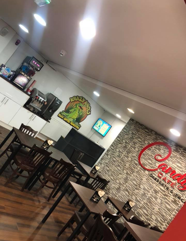 CANDY CAFE & DESSERTS