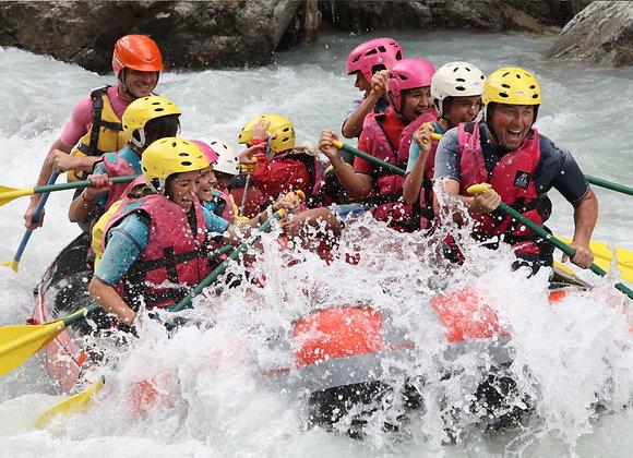 Rafting | Sur la Romanche