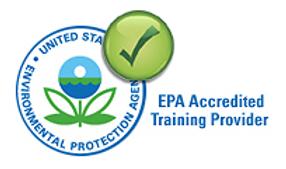 epa accredited training provider