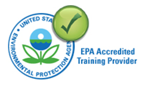 epa accredited training provider logo