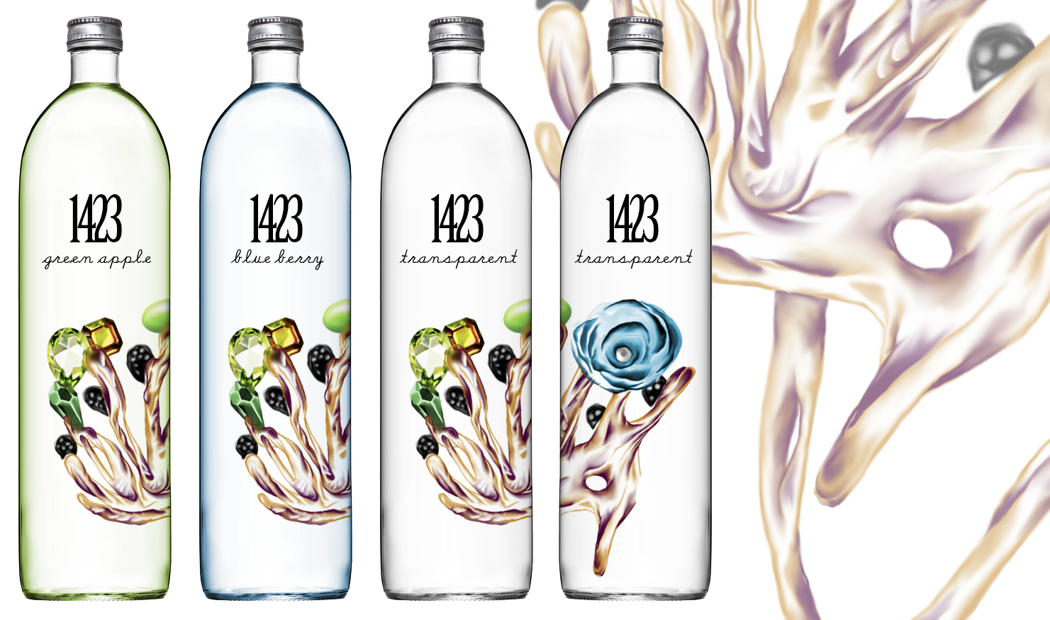 1423 Water