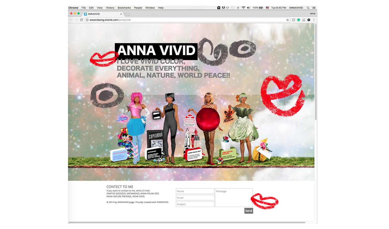 Anna Vivid