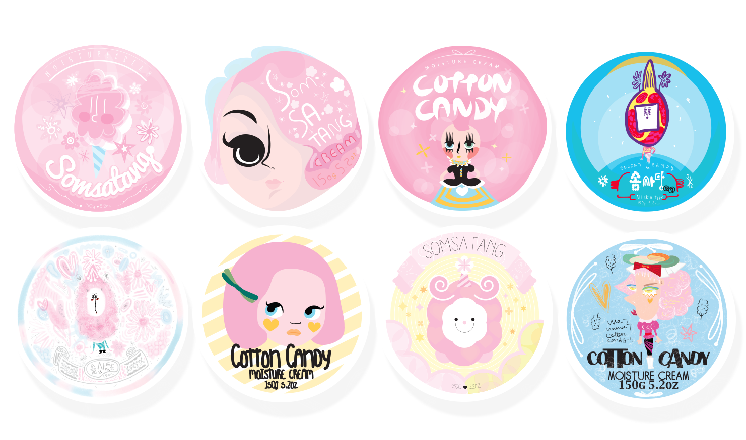 Cotton Candy Cream