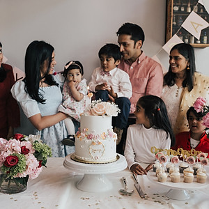 Kaaviya turns one!