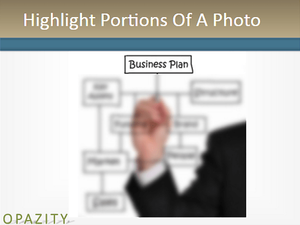 PowerPoint add-in l Opazity