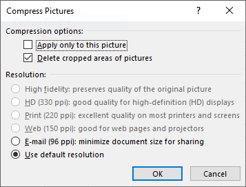 How to Reduce File Size in Excel or PowerPoint