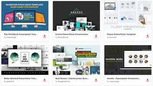 The 10 best websites for beautiful PowerPoint templates and designs