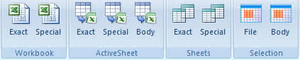 Excel add-in - RDBmail