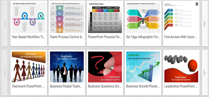 Templatemonster | Professional PowerPoint Templates