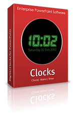 PowerPoint add-in l Tick Tock Clock