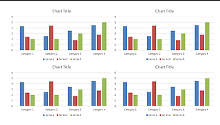 Power-user for PowerPoint and Excel l Chart+ l Before