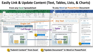 Word add-in l Excel-to-Word Document Automation