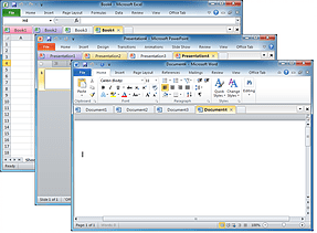 Word add-in l Office tabs