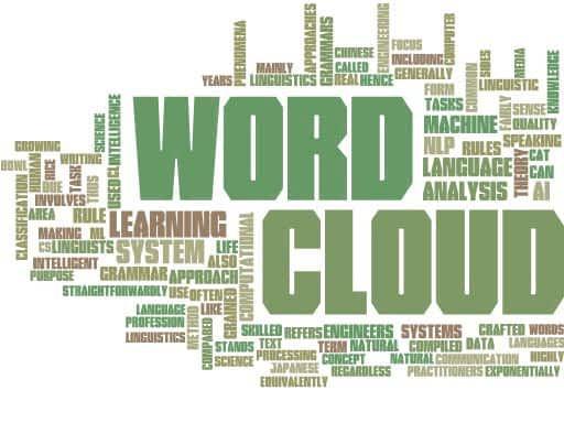 Word add-in L Pro Word Cloud